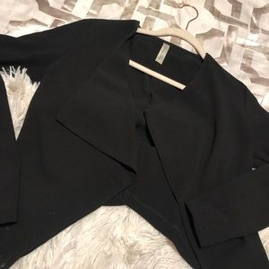 Black loose fitting Nordstrom blazer B.P